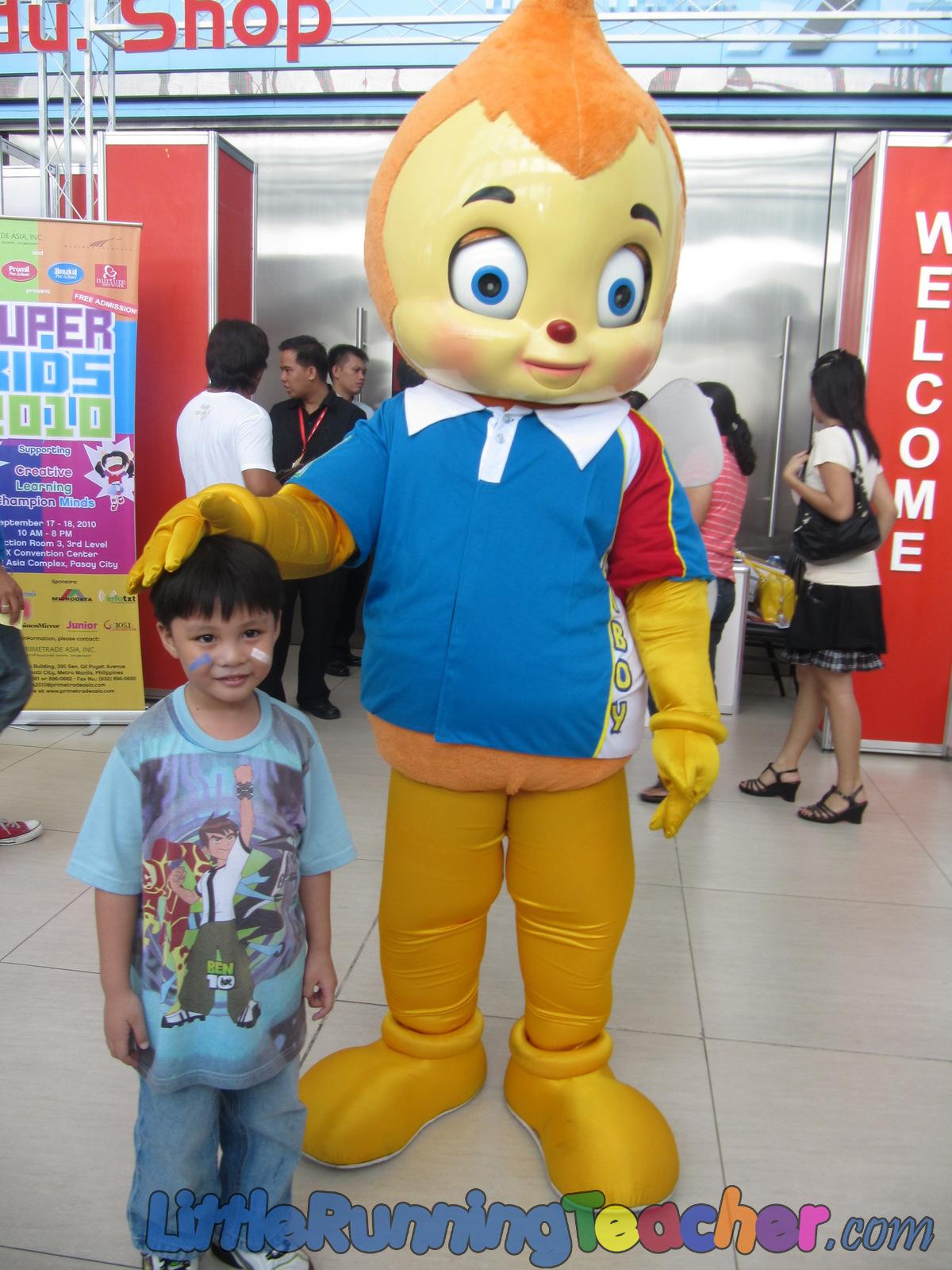 Superkids 2010 and the 31st International Book Fair | Little Running ...