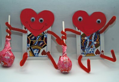 valentine heart card - Cool Ideas For Valentines Day