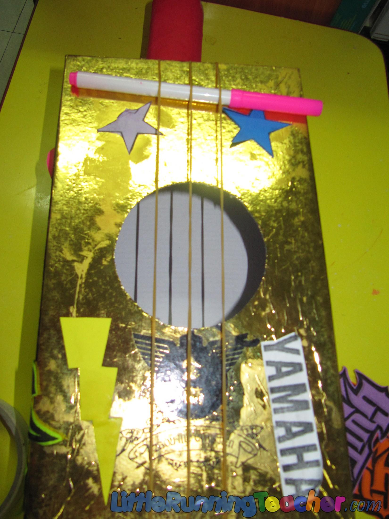 Guitar Intrument Making19