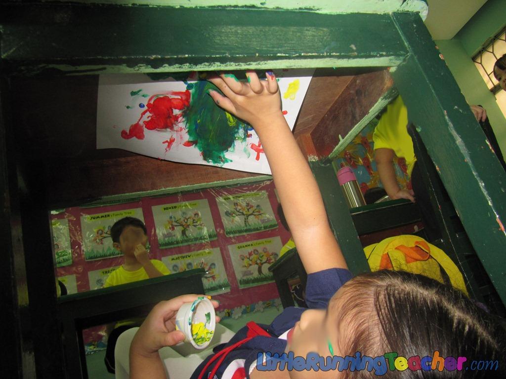 fine art in preschool michelangelo11