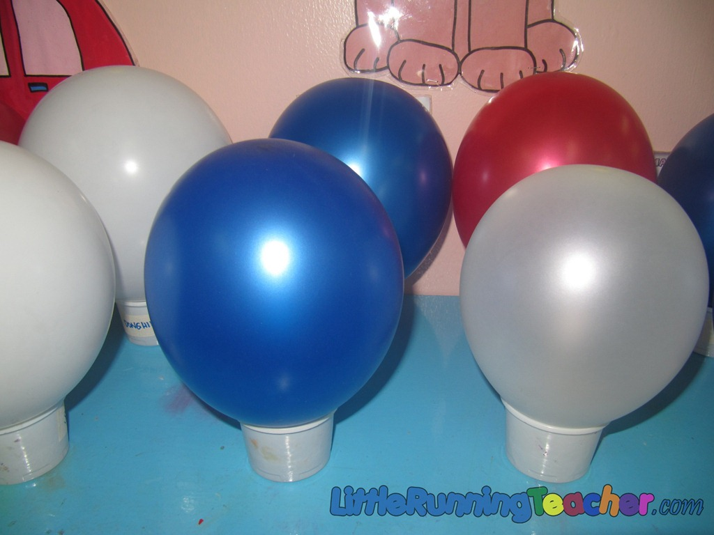 hot air balloon craft for kids up up and away little running