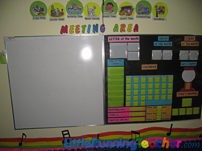 Home and Family: Preschool Classroom Design