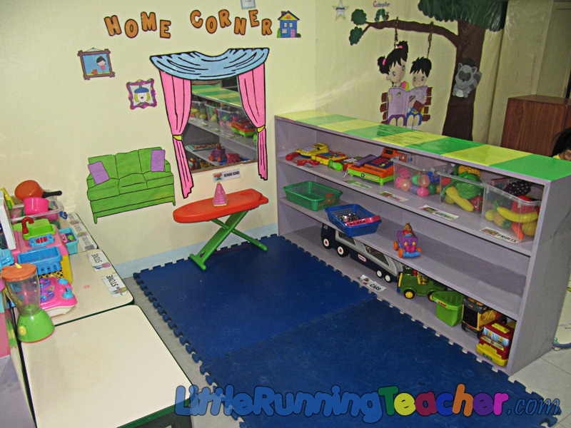 Classroom Decoration Kindergarten ~ Back to school classroom design little running teacher