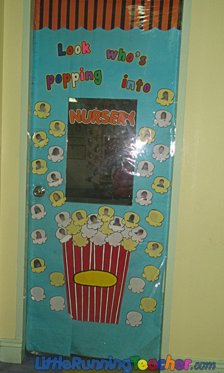 Classroom door decoration ideas for back to school the for Back to school decoration ideas for teachers