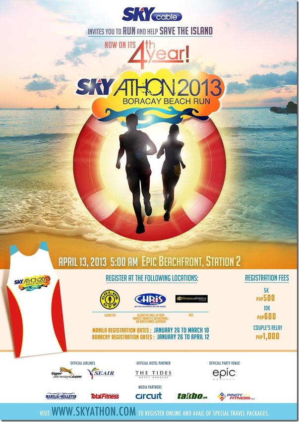 Boracay Skyathon Details