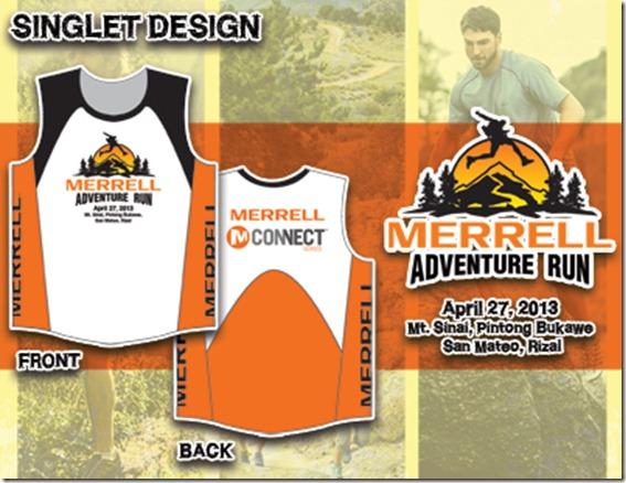 Merrell Adventure Run Singlet 2