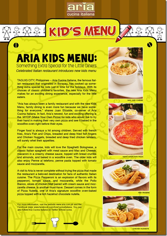 Aria's New Kiddie Menu: Make Your Own Pizza | Little Running Teacher