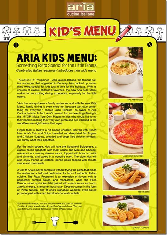 Aria's New Kiddie Menu: Make Your Own Pizza   Little Running Teacher