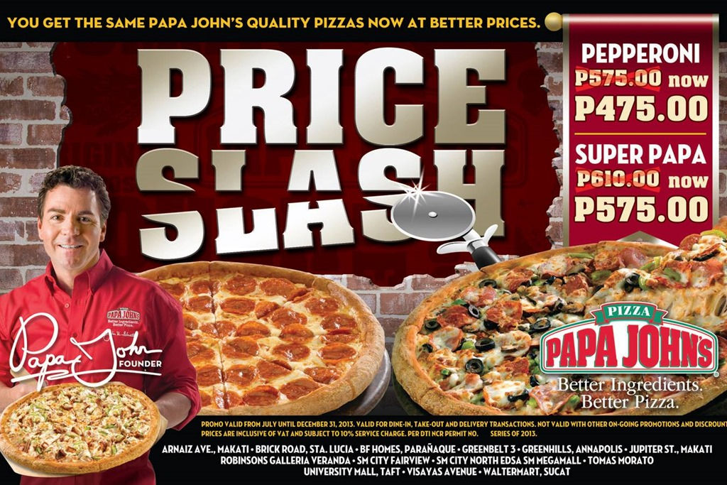 About Papa John's Pizza Headquartered in Jeffersontown, Kentucky, Papa John's Pizza is the third largest take-out and pizza delivery restaurant chain in the world. Papa John's began to have operations in , and had had shops in the Uk until