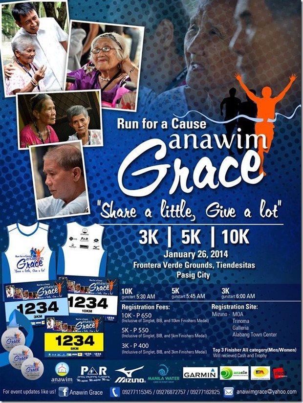 Anawim Grace Fun Run