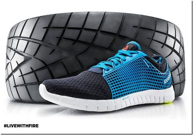Reebok Z Quick Inspired By High Performance Z Rated Racing Tires