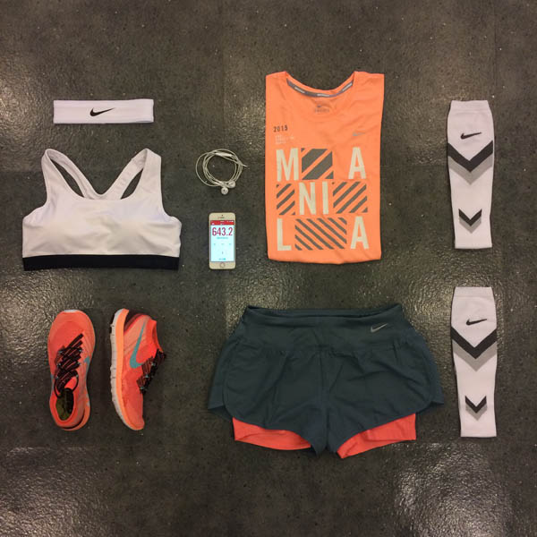 Nike Femmes Courent 2015 Philippines