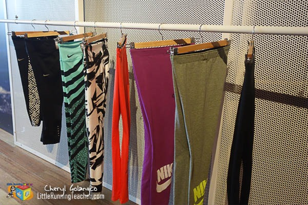 Nike Women Digital Media Conference and N+TC Workout with ...