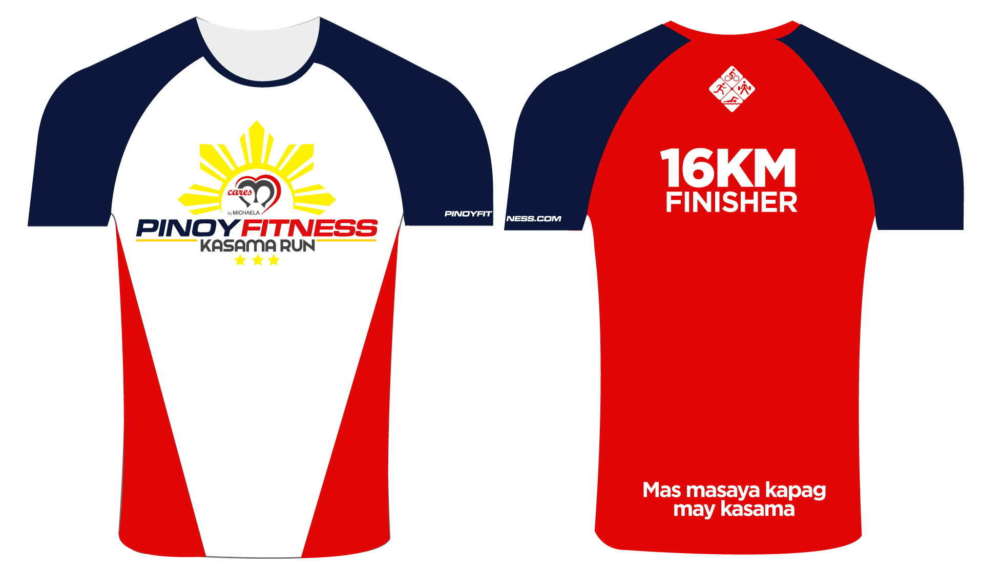 PF Kasama Run Shirt